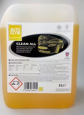 Autoglym Trade CLEAN ALL – 5 Litre 5 L Ltr Free Postage