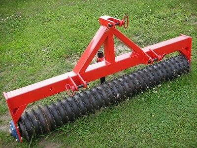 5ft Cultipacker seeder food plot 6 7 8ft
