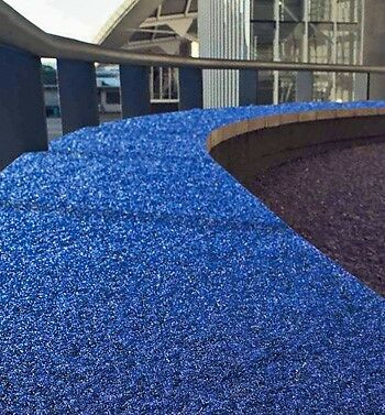 Needle Punch Marine Grade Carpet , Admiral Blue.