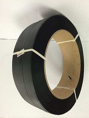 "Poly Strapping 5/8"" x 0.27 6,000 Ft 16x6 Hand Grade"