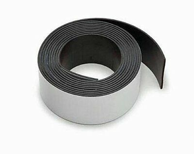 Sticky Back Magnet Roll - Super Strength - 1 x 60 inches