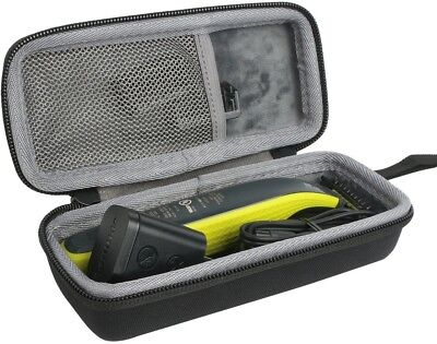 For Philips Oneblade Hybrid Trimmer Shaver Hard Case Fits QP2530/30 20 By