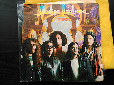 Single Medina Azahara - Busco / Amiga - Cbs Spain 1980 Vg+ Flamenco/prog Rock