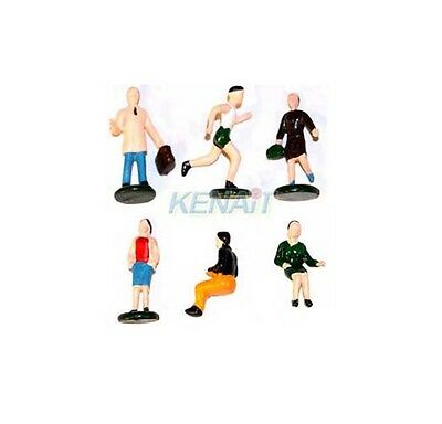 Bachmann HO Scale Hand Decorated People at Leisure #42339