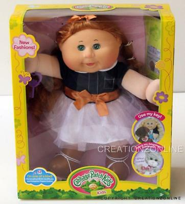 Rose Debra May 14  Cabbage Patch Kids Doll Brand New 35Cms + Birth Cert