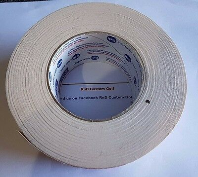 """Premium Double Sided Golf Grip Tape 2"""" X 36 Yards Made In USA 🇺🇸"""
