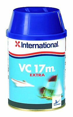 Antifouling International VC 17m® Extra, peinture antisalissure 750ml graphite