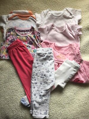 Pre-owned/6-9 Month/girls /Bundle Of Clothes/B5