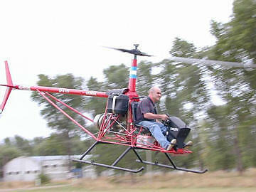 Furia Helicopter  - The Real Helicopter  For Amateur Construction