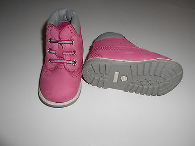 Bottines chaussures fille Timberland pointure 17 NEUVES