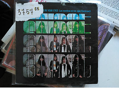 Single Promo The Sweet - The Lies In Your Eyes - Rca Spain 1976 G+/vg+
