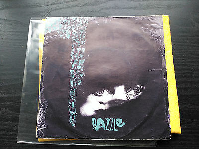 Single Siouxsie And The Banshees - Dazzle - Wonderland/polydor Uk 1984 Vg/vg+