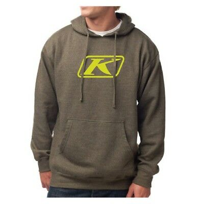 2018 KLIM Icon Pullover Hoodie - Green