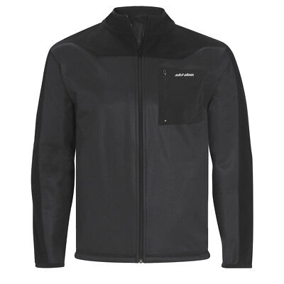 Ski-Doo  Mens Technical  Fleece -  Black