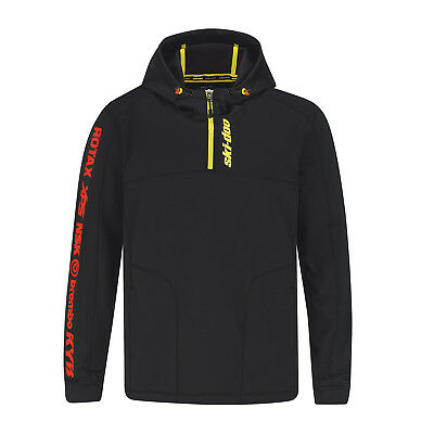 2018 Ski-Doo Mens Sno-X Fleece - Black