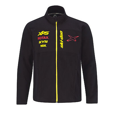 2018 Ski-Doo X-Team Microfleece - Sunburst Yellow