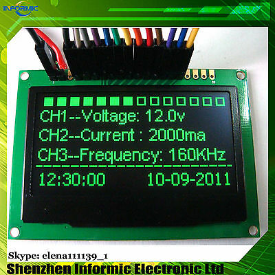 Details about  2.42 inch 128x64 SSD1309 OLED display module