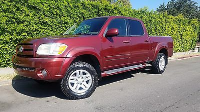 2006 Toyota Tundra 2WD LIMITED 2006 Toyota Tundra DOUBLE CAB LIMITED 92K MILES 2WD