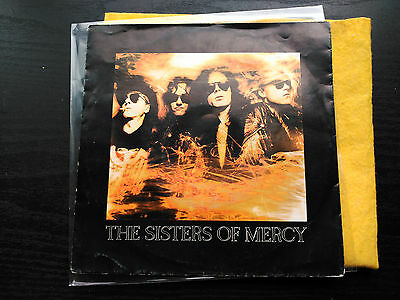 7'' The Sisters Of Mercy - Doctor Jeep - Eastwest Europe 1990 Vg/vg+