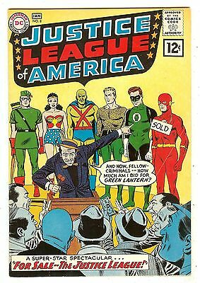 Justice League Of America 8