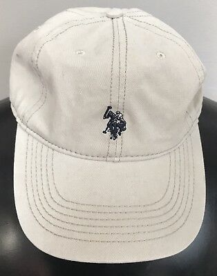 U.S. POLO ASSN Twill Adjustable Back Tan Pony Ball Cap -  11.99 ... d9c7e4b19e3c