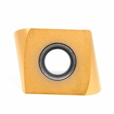 INGERSOLL Carbide Milling Insert CDE424R035 IN2530 (10 Pack)