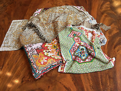 A Group of Five Antique Beaded Bags #2.