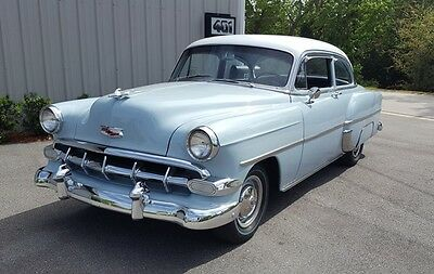 1954 Chevrolet Bel Air/150/210 210 1954 Chevrolet 210 2-Door - Completely Restored