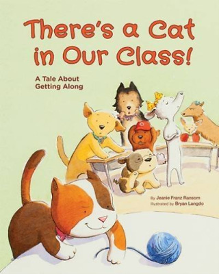 Ransom Jeanie Franz/ Langdo...-There`S A Cat In Our Class (US IMPORT)  HBOOK NEW