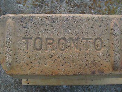 Toronto reclaimed brick Rail Road Station brick from WV