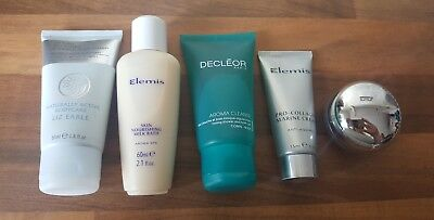 Elemis Liz Earle and others birch box job lot minatures