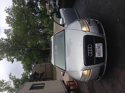 2005 Audi A6  Runs and drives excellent, everything works great