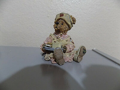 Boyds Bears..Rosemary Bearhugs.(Nurse).T.L.C. Pre-Owned
