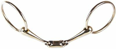 Loose Ring Snaffle Gold, French O-Link by Harry's Horse - 41105009 RRP $69.95