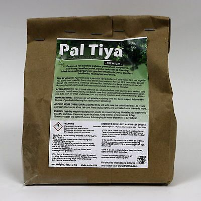 PAL TIYA PREMIUM - All Weather Sculpting Material - 3lbs/1.3kg - Amazing Product
