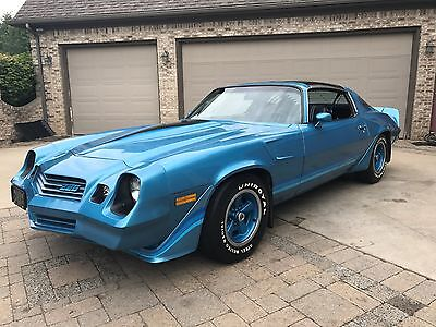 1980 Chevrolet Camaro Z28 Coupe 2-Door 1980 CAMARO Z28 ORG. SURVIVOR WITH 27,000 MILES