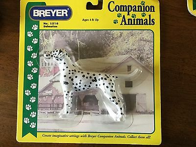 Breyer Dalmation Companion Animals Dog #1516 NIB