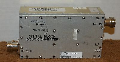 Tampa Microwave Block Down Converter 6 Ghz