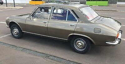"1978 Peugeot 504 TI PEUGEOT 504 TI "" Collection French Car "" !!!!!!!!!!!!!!!!!!!!!!!!!!!"