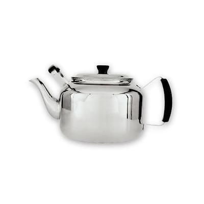 Canteen Teapot / Tea Pot, 6.7L / 36 Cup, Stainless Steel, Bistro / Cafe / Drink