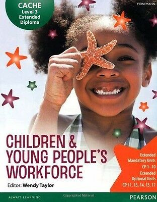 cypw level 3 childcare and young Free essay: unit 27 - support children and young people's health and safety cypw level 3 outcome 1 - understand how to plan and provide environments and.