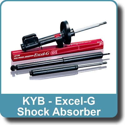 333380-2 Year Warranty! Brand New KYB Shock Absorber Front Left