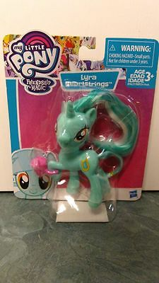 2016 My Little Pony Friendship is Magic Lyra by Hasbro 3.5 in.