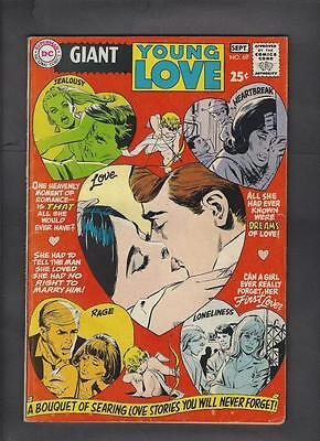 Young Love 69 FN 6.0 80 Page Giant Hi-Res Scans