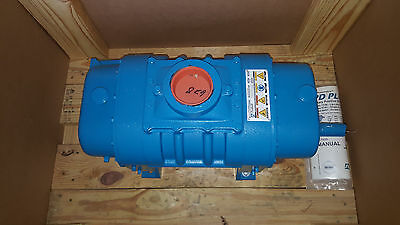 Tuthill Rotary Lobe Blower 4009-46L3 MAWP 18 Vacuum New In The Crate
