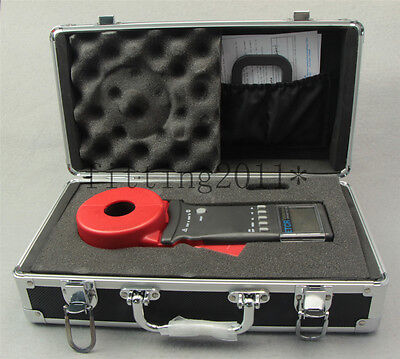 NEW ETCR2100+ Digital Clamp On Ground Earth Resistance Tester Meter