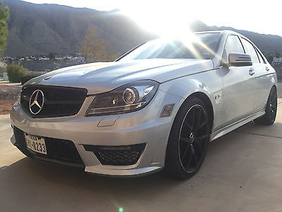 2014 Mercedes-Benz C-Class  C300 4MATIC WITH C63 APPERANCE PACKAGE