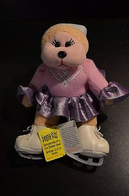Beanie kid ~ Spinderella the Ice Skating Bear  ~ 10.11.05 ~ Scorpio