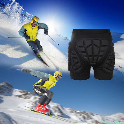 Snowboard Ski Padded Protectors Ski Protection Hip Pads Skating Pants men women
