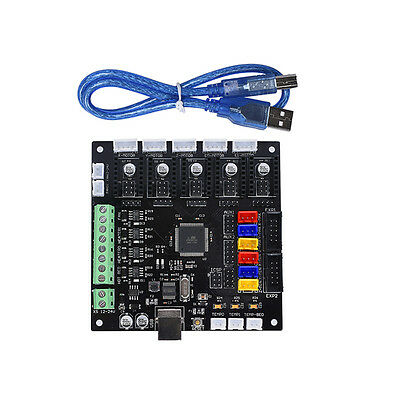 3D printer control board of the main control board BIQU-KFB-2.0 for ramps1.4